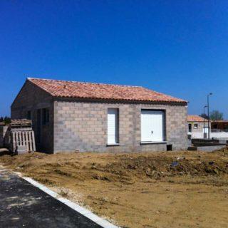 maison neuve construction
